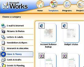 Work Microsoft Microsoft Works Suite 2005