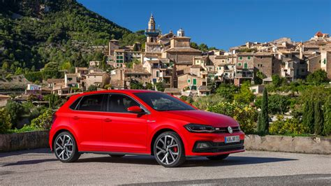 new volkswagen polo review vw polo gti 2018 review by car magazine
