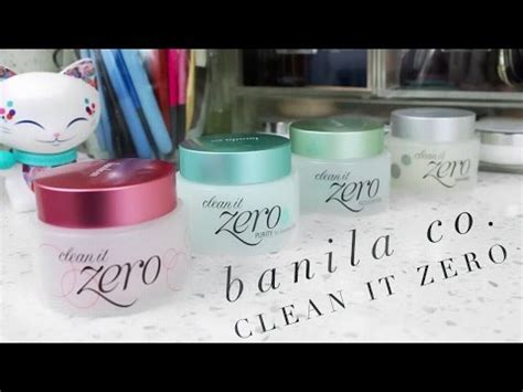 Harga Banila Co Clean It Zero harga banila co clean it zero radiance murah indonesia