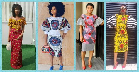 mix styles ankara splash of colors rocking mix match ankara styles