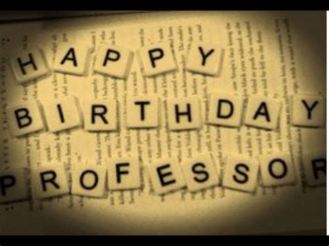 Happy Birthday Quotes For Professor 8 Best Images About Happy Birthday On Pinterest