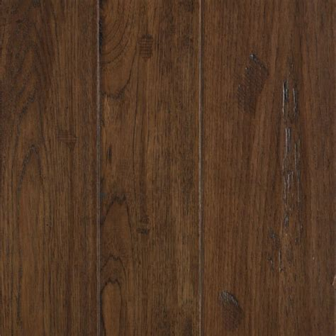 Floating Engineered Wood Flooring Mohawk Windemere 5 98 In W Prefinished Hickory
