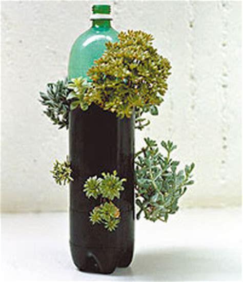 Pop Bottle Planter by Happy Mundane Jonathan Lo 187 Soda Bottle Planter By