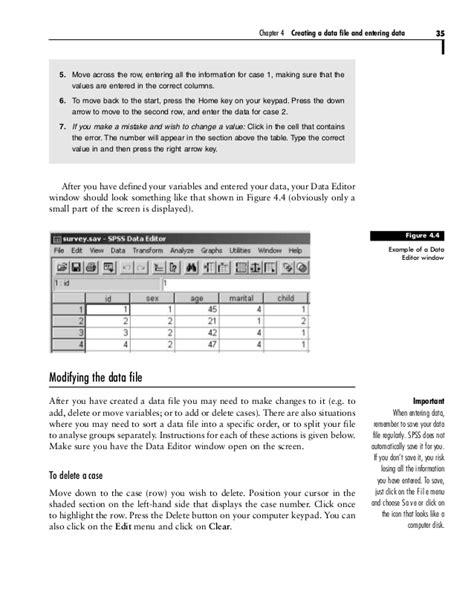 spss manual survival spss survival manual ver12