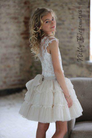 communie jurken c a 25 beste idee 235 n over communie jurken op pinterest