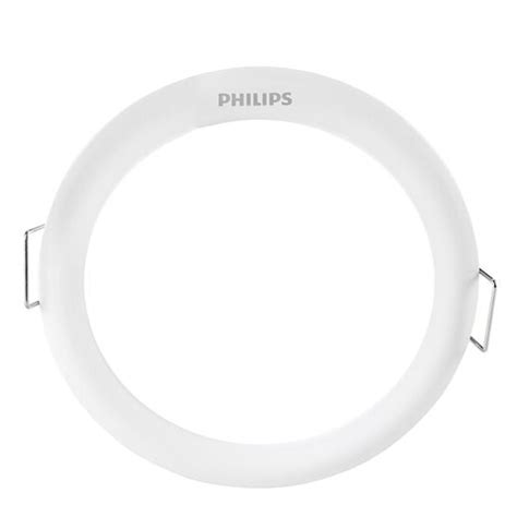 Philips Downlight 2 5 White 66661 philips led downlight 3 5w white light