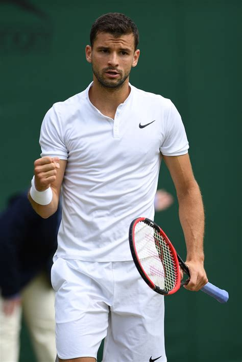 grigor dimitrov grigor dimitrov photos photos day six the chionships