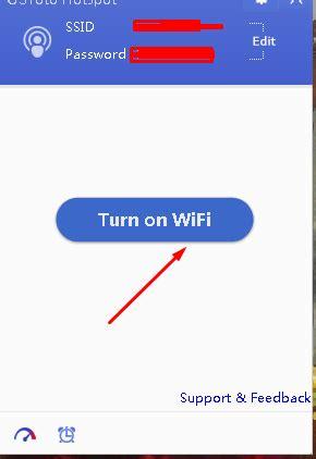 Wifi Langganan berbagi koneksi dari laptop ke perangkat