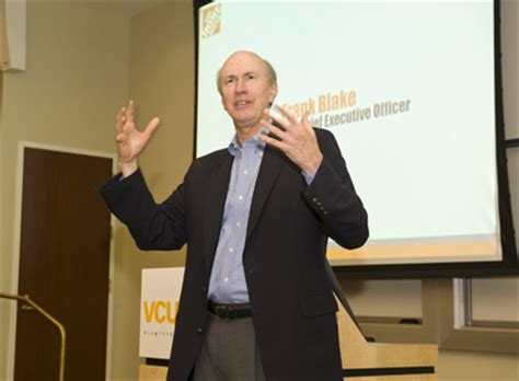 Vcu Executive Mba Ranking by Home Depot Ceo Stresses Customer Service And Employee