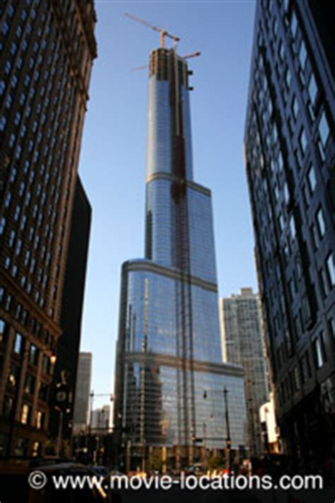 Penthouse Trump by Film Locations For The Dark Knight 2008