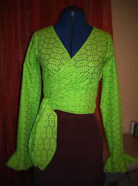 free pattern wrap top free wrap blouse pattern flamenco dressmaking