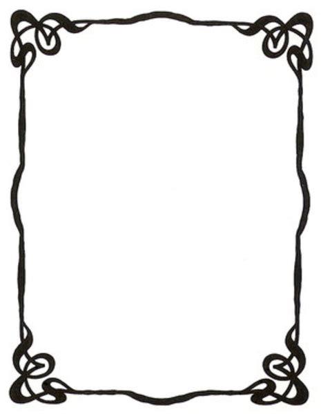 design frame clipart borders frames designs clipart best