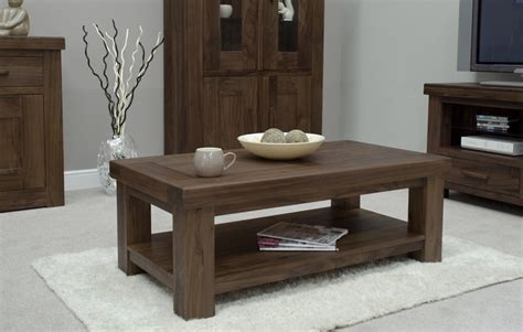 Coffee Table Living Room Kendo Solid Modern Walnut Living Room Furniture Coffee Table Ebay