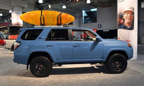 4runner Trd Pro Colors by 2018 Trd Pro Colors Page 5 Toyota 4runner Forum