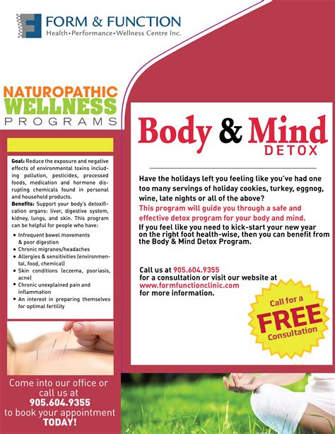 Detox Your Mind For Entrepreneurs Program by Mind Detox Form And Function Acupuncture