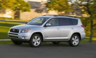 2008 Toyota Rav4 Sport Car And Driver