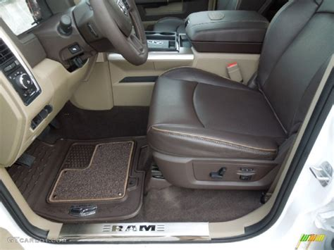 Dodge Longhorn Interior by 2012 Dodge Ram 1500 Laramie Longhorn Crew Cab 4x4 Interior