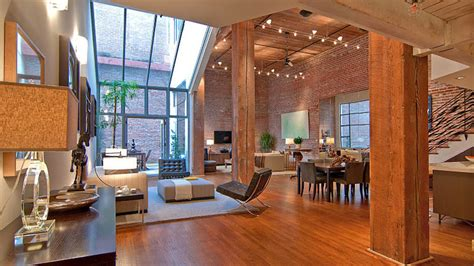 open floor plan with loft timeless open warehouse loft huntto com