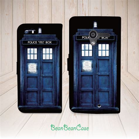 Casing Samsung A7 2017 Dr Who Tardis Galaxy Custom doctor who tardis door leather flip for samsung