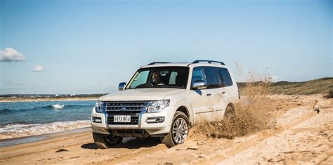 pajero land rover mitsubishi draws parallels to jeep land rover