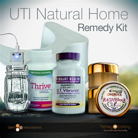 uti home remedy kit honeycolony