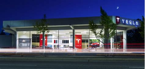 Tesla Dealership Palo Alto Former Apple Exec Tesla Leading A Dealership Transformation