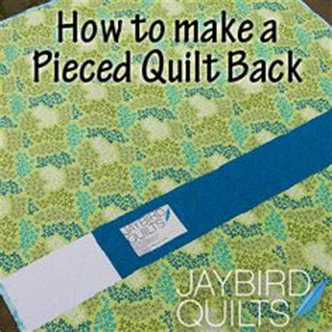How To Back A Quilt Tutorial n quilt how to properly attach a border or sashing on a quilt a free tutorial