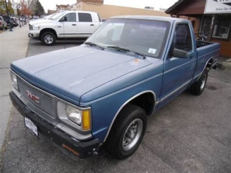 manual cars for sale 1997 gmc sonoma club coupe regenerative braking buy used 1997 gmc sonoma sl standard cab pickup 2 door 2 2l in toano virginia united states