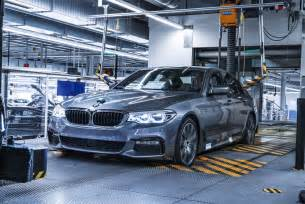 2017 bmw 5 series more elegance and more power