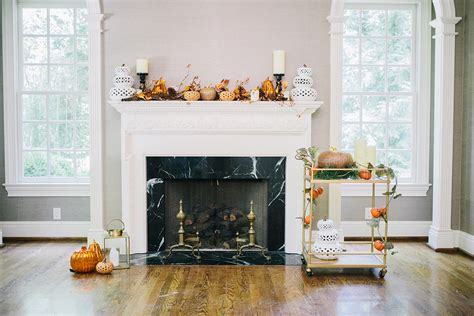 Pottery Fireplace by Mantel Decorating Guide