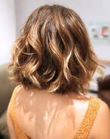 back view wavy bob for thick hair 2015 20 best short wavy haircuts for women popular haircuts