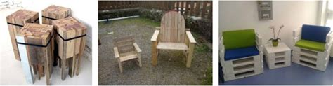 hacer sillas con palets c 243 mo hacer sillas y asientos con palets de madera