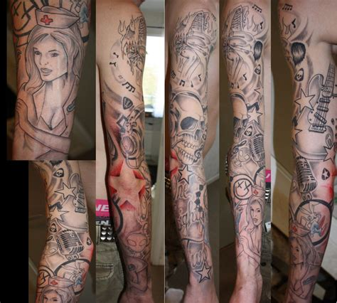 random sleeve tattoo designs tattoos and designs page 61