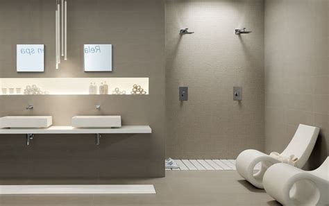 Badezimmer Taupe by The Standard Collection Taupe Gray Contemporary Wall