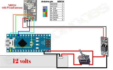 100 arduino quadcopter wiring diagram arduino