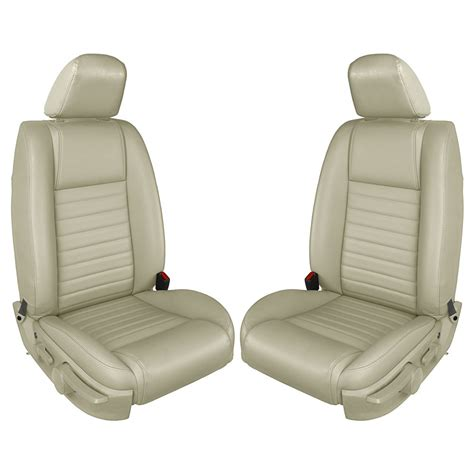 Oem Seat Upholstery by Tmi 43 78141 L745 L765 Mustang Upholstery Oem Leather Par