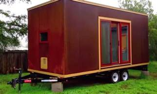 Tumblewood Tiny Homes 172 Sq Ft Tumbleweed Mica Tiny House On Wheels Tour