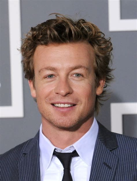 blond hair actor in the mentalist simon baker photo 4 of 60 pics wallpaper photo 183770