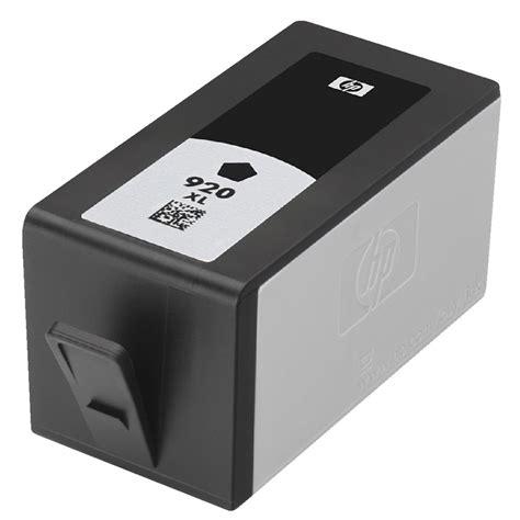 Hp 920xl Colour hp 920xl ink cartridges black and colour value 4 pack
