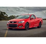 Holden VFII Ute Gets LS3 V8 Too Does 0 100 KM/H In 49