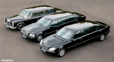 the best cars in the world the mercedes s600 pullman