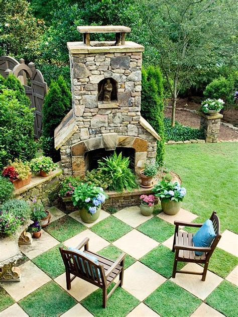 the fireplace and patio place patio landscaping ideas fireplaces backyards and the