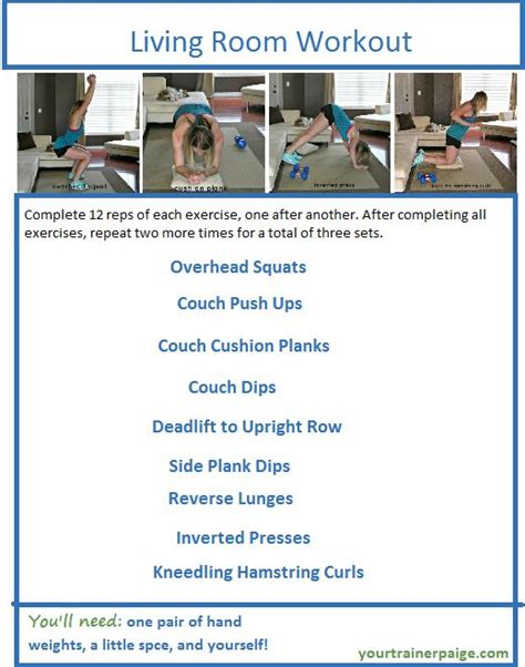 Living Room Workout 1000 Ideas About Living Room Workout On No
