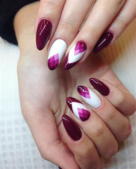 geometric pattern nails 145 best nails geometric images on pinterest gel nails