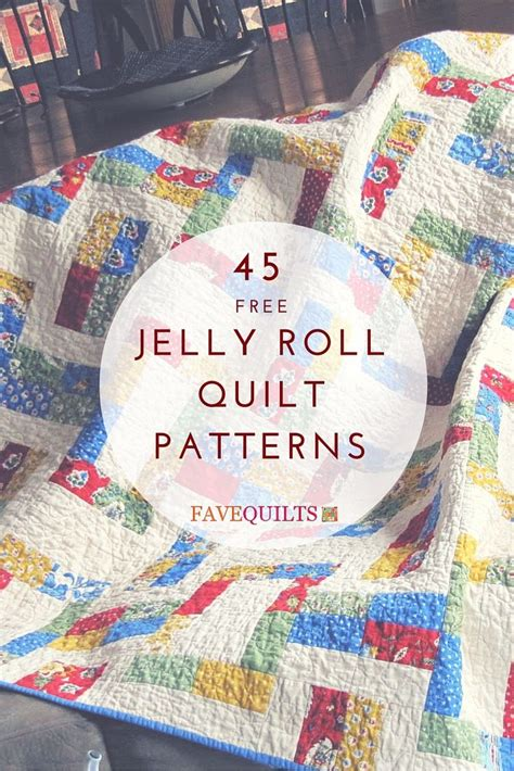 Jelly Roll Patchwork Quilt Patterns - 45 free jelly roll quilt patterns new jelly roll quilts