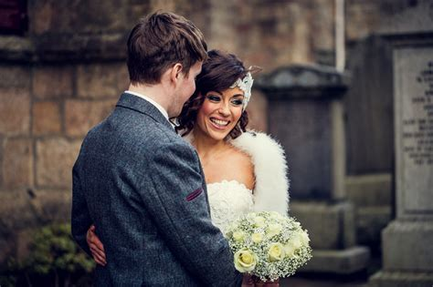 Wedding Hair Accessories Aberdeenshire by Magical Scottish Winter Wedding At Marcliffe Aberdeen
