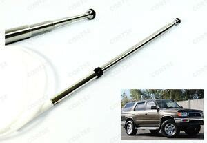 toyota 4runner 96 02 aerial am fm radio power antenna oem mast cable tooth cord ebay