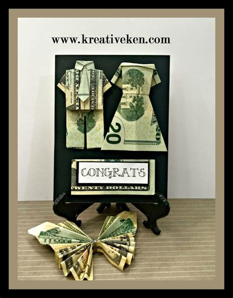 wedding money gift ken s kreations wedding money card