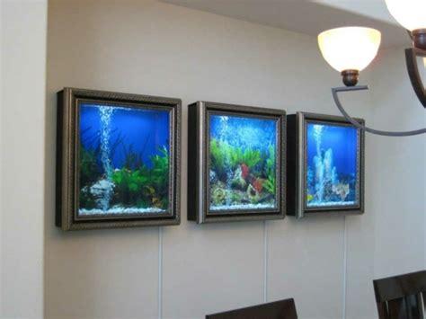 aquarium wall mural aquarium design le confort pour vous et vos petits poissons