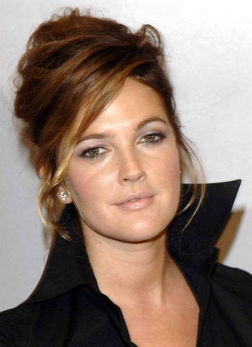 french bob oblong face 22 drew barrymore hair best blonde ombre highllights